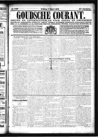 Goudsche Courant 1929-03-08