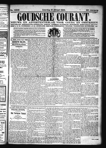 Goudsche Courant 1922-01-21