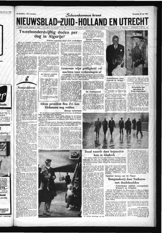 Schoonhovensche Courant 1962-05-30