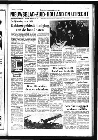 Schoonhovensche Courant 1970-11-23