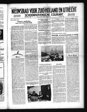 Schoonhovensche Courant 1951-05-23