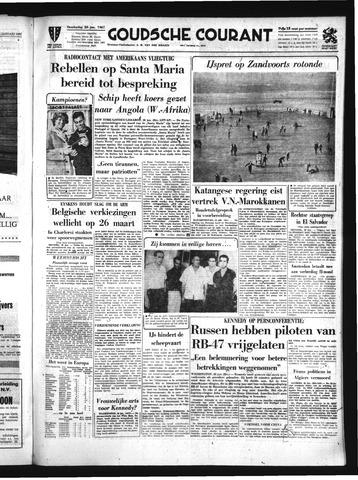 Goudsche Courant 1961-01-26