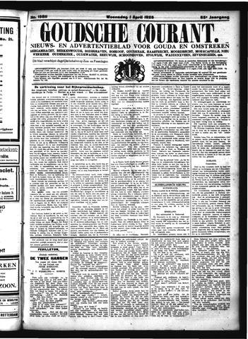 Goudsche Courant 1925-04-01