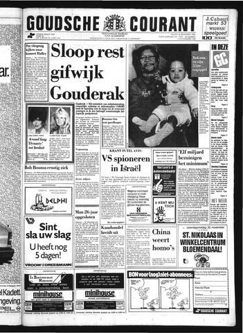 Goudsche Courant 1985-11-29