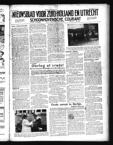 Schoonhovensche Courant 1948-08-27