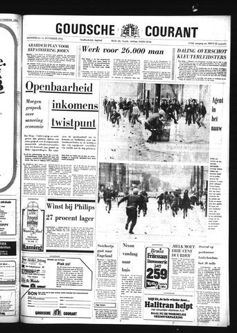 Goudsche Courant 1974-11-14