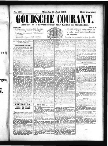 Goudsche Courant 1903-06-15