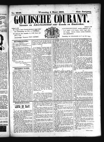 Goudsche Courant 1903-03-04