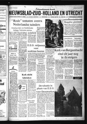 Schoonhovensche Courant 1972-09-27