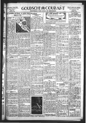 Goudsche Courant 1944-06-01