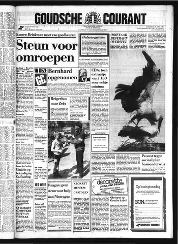 Goudsche Courant 1985-04-25