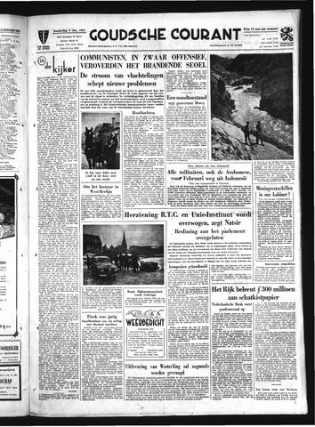 Goudsche Courant 1951-01-04
