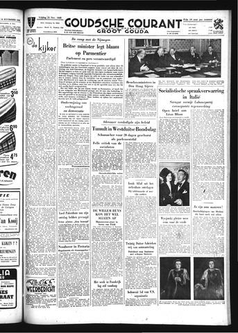 Goudsche Courant 1949-11-25