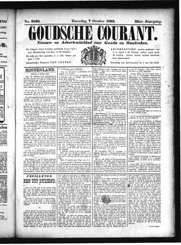 Goudsche Courant 1893-10-07