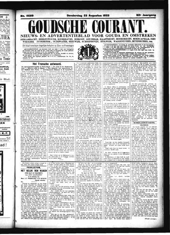 Goudsche Courant 1923-08-23