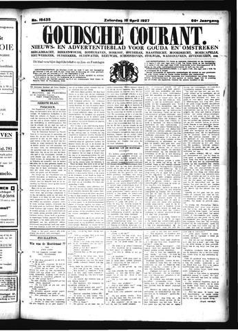 Goudsche Courant 1927-04-16