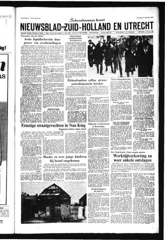 Schoonhovensche Courant 1967-01-09