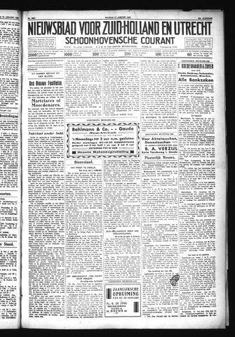 Schoonhovensche Courant 1930-01-17