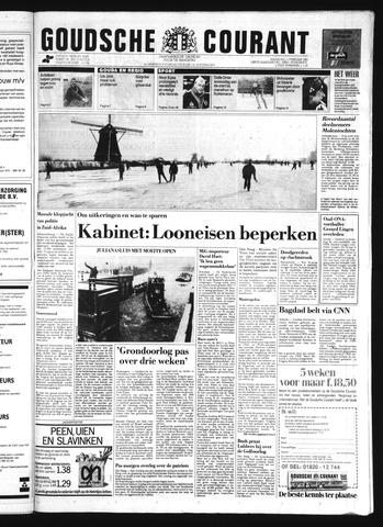 Goudsche Courant 1991-02-11