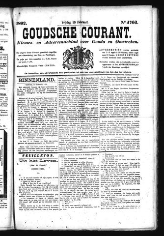 Goudsche Courant 1892-02-19