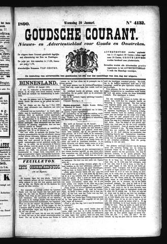 Goudsche Courant 1890-01-29
