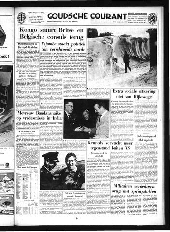 Goudsche Courant 1963-01-11
