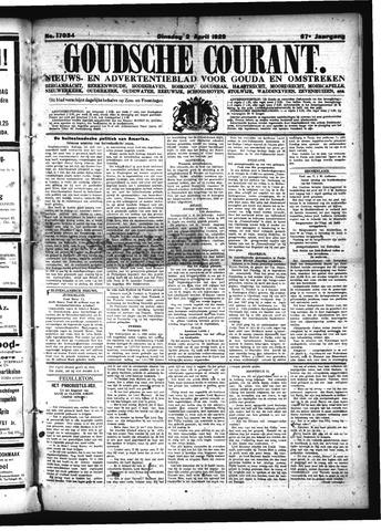Goudsche Courant 1929-04-02