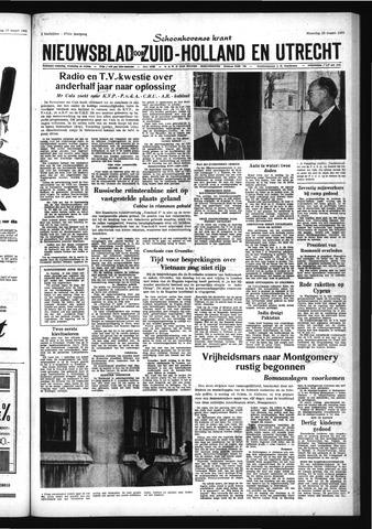 Schoonhovensche Courant 1965-03-22