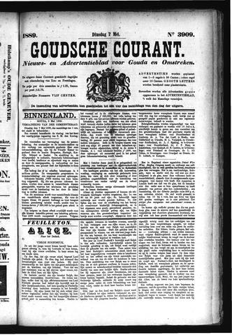 Goudsche Courant 1889-05-07