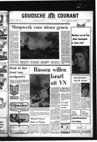 Goudsche Courant 1973-04-14
