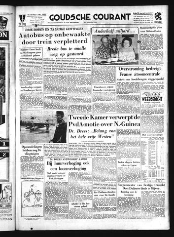 Goudsche Courant 1958-10-02