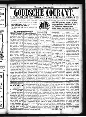 Goudsche Courant 1923-08-06