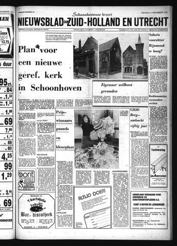 Schoonhovensche Courant 1974-12-06