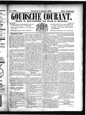 Goudsche Courant 1899-01-07