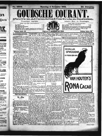 Goudsche Courant 1912-11-04