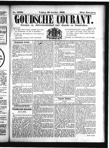 Goudsche Courant 1909-10-29