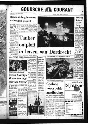 Goudsche Courant 1972-12-27