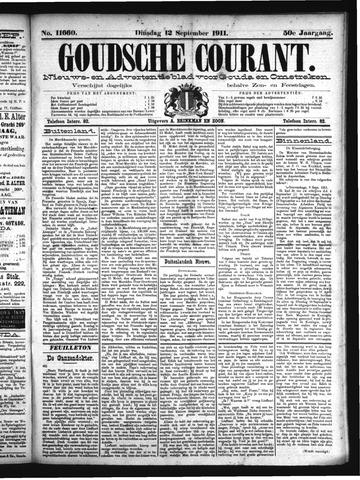 Goudsche Courant 1911-09-12