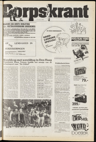 Dorpskrant 1988-03-16
