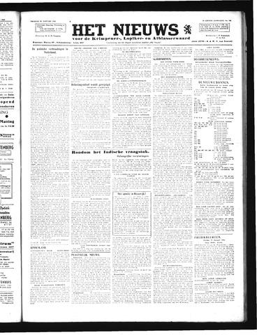 Schoonhovensche Courant 1946-01-25