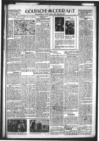 Goudsche Courant 1944-08-29