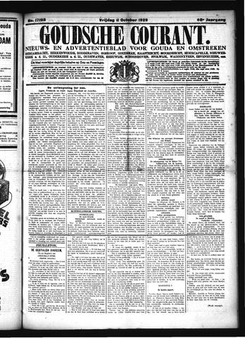 Goudsche Courant 1929-10-11