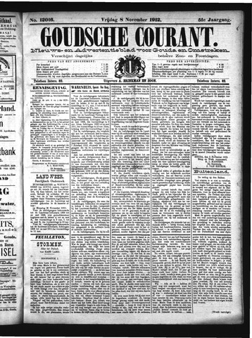 Goudsche Courant 1912-11-08