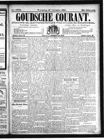 Goudsche Courant 1911-11-15