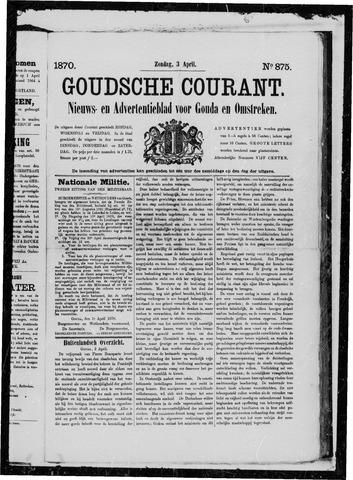 Goudsche Courant 1870-04-03