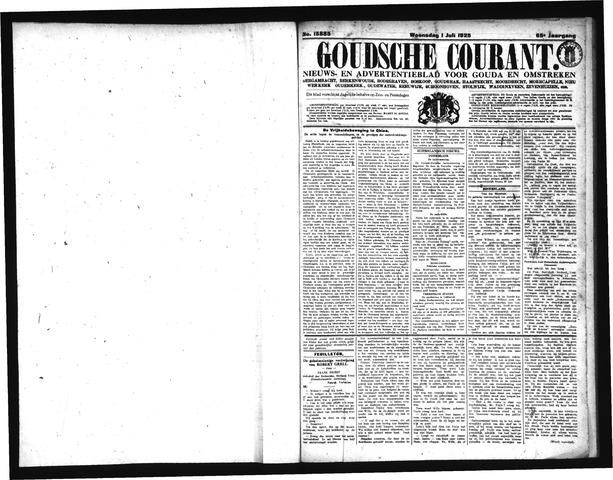 Goudsche Courant 1925-07-01