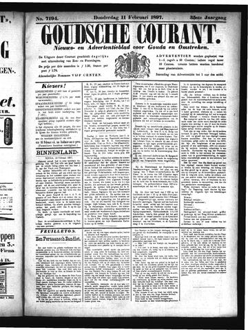Goudsche Courant 1897-02-11