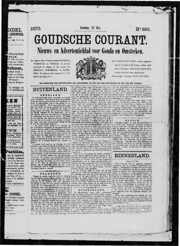 Goudsche Courant 1870-05-22