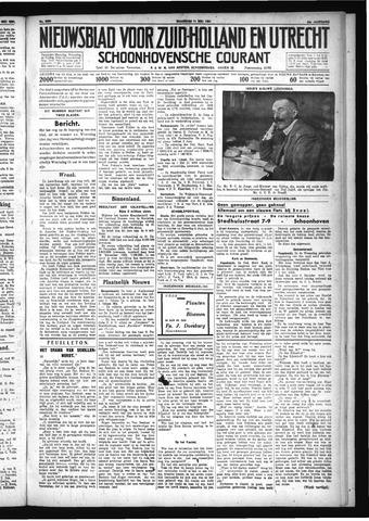 Schoonhovensche Courant 1931-05-11