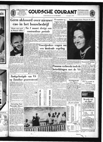 Goudsche Courant 1964-01-17